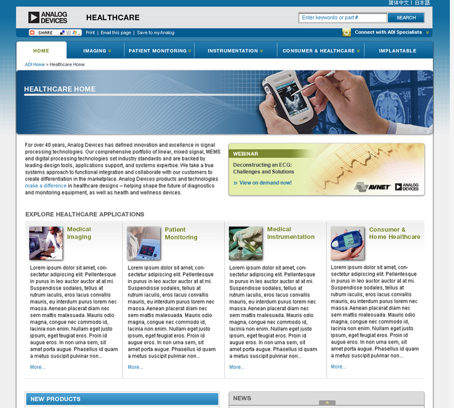 Analog Devices Case Study
